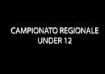 campionato regionale under 12l